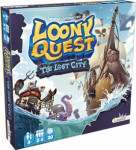 The LOST CITY, extension de Loony Quest